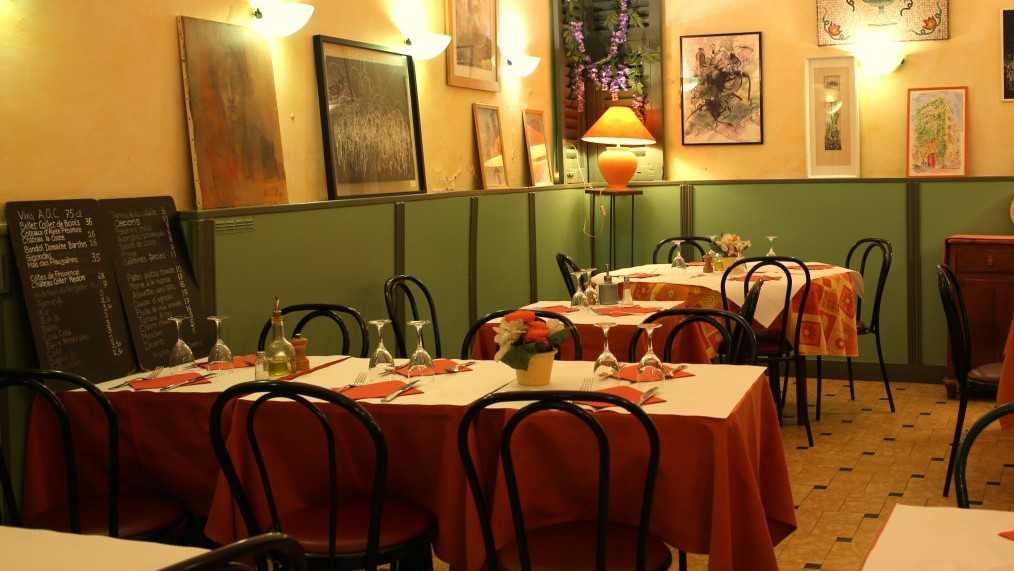 Nice - La Table Alziari