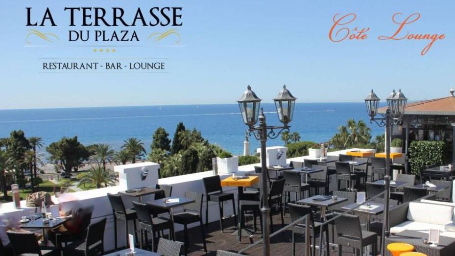 Nice - La Terrasse du Plaza