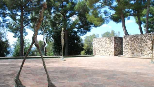 Nice - La Fondation Maeght