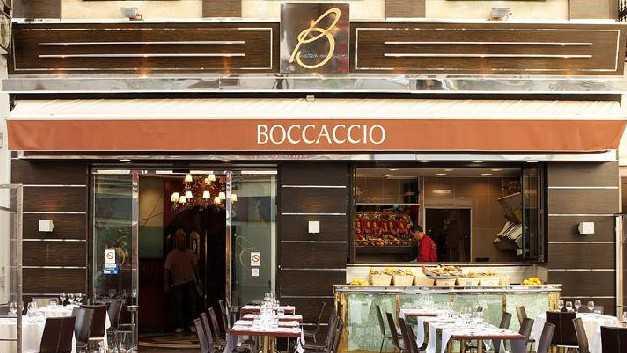 Nice - Le Boccaccio