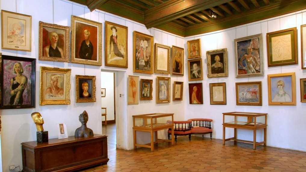 Nice - Musée RENOIR Cagnes-sur-Mer