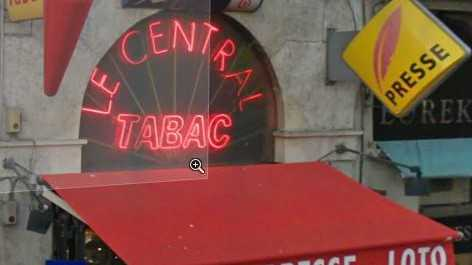 Nice - Le Central Tabac