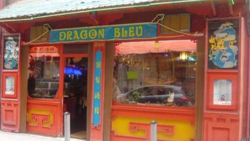Nice - Le Dragon Bleu