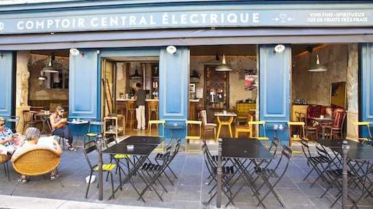 Nice City Life - Le Comptoir Central Electrique