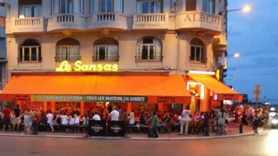 Nice - Le Sansas