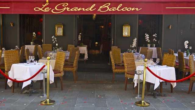 Nice - Le Grand Balcon