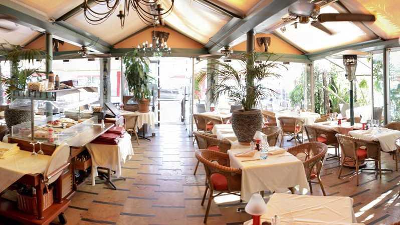 Nice - Le Koudou Restaurant