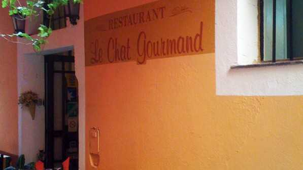 Nice - Le Chat Gourmand