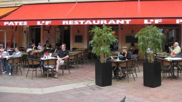 Nice - L'F Café