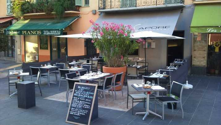 Le sapore restaurant cuisine m diterran enne nice for Restaurant cuisine nicoise nice
