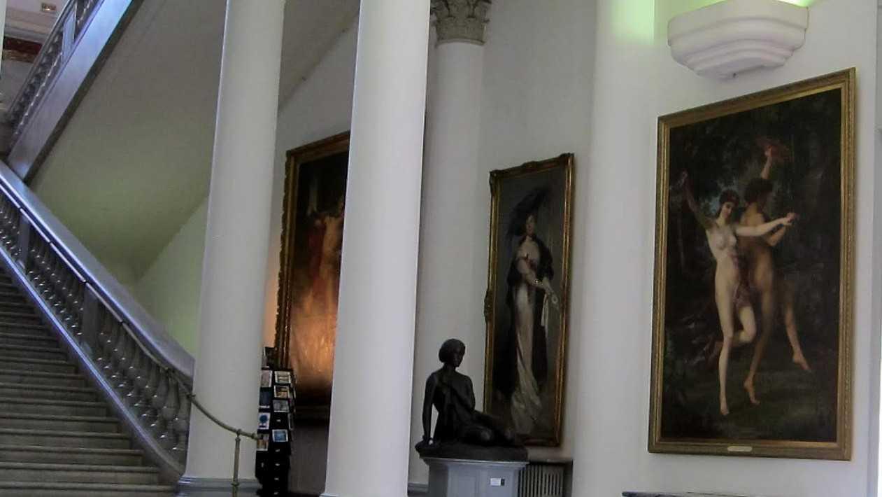 Nice - Musée des Beaux-Arts