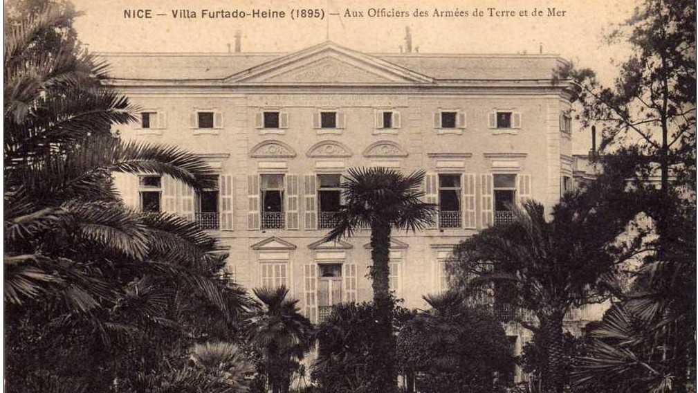 Nice - Villa Furtado heine