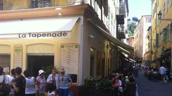Nice City Life - La Tapenade