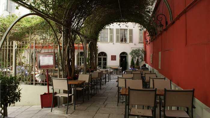 La maison de marie cuisine m diterran enne nice nice city life - Maison de marie nice ...