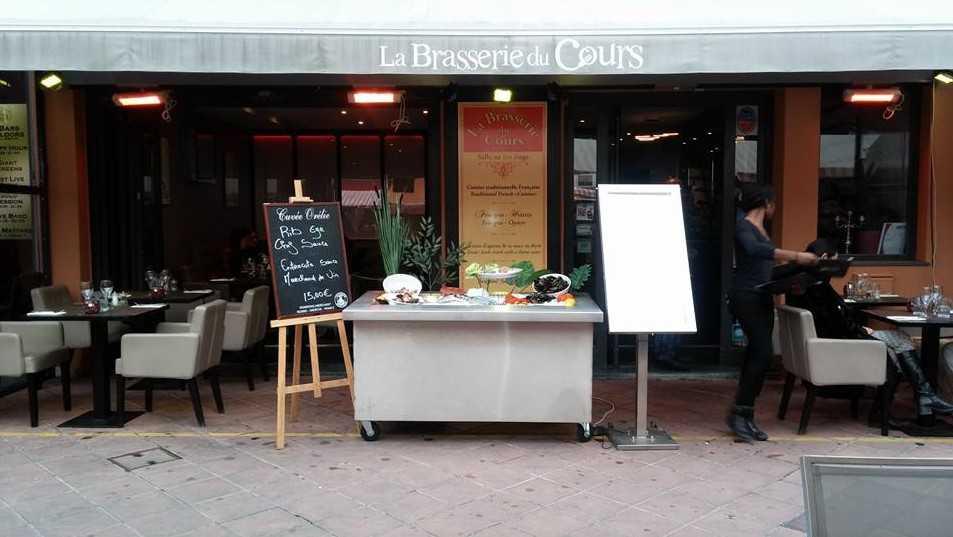 Nice - La Brasserie du Cours