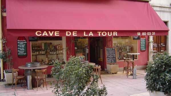 Nice - La Cave de la Tour