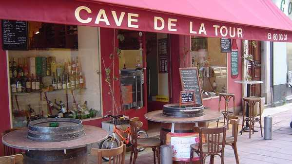 la cave de la tour bar vins nice nice city life. Black Bedroom Furniture Sets. Home Design Ideas