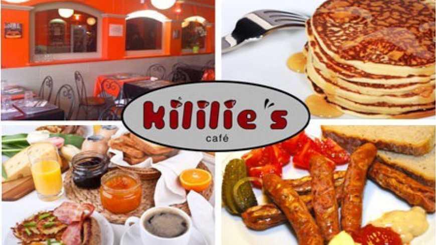 Nice - Kililie's Café