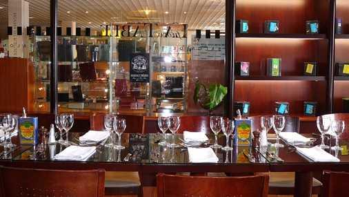 Nice - La Table Galeries Lafayette