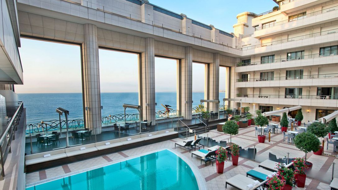 Nice City Life - HYATT REGENCY NICE