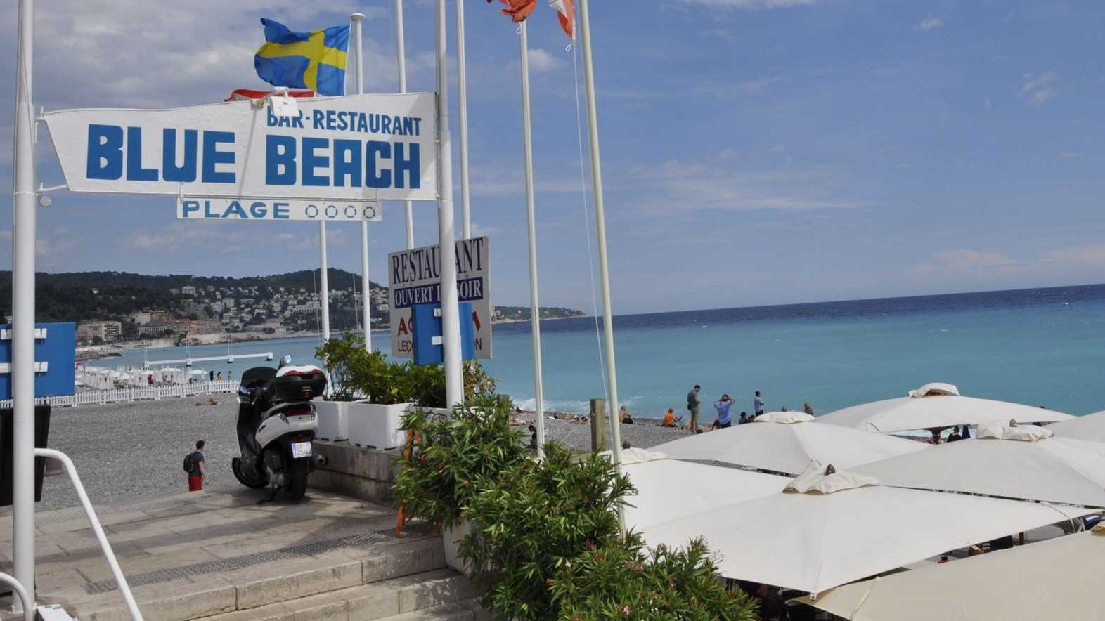 Nice City Life - BLUE BEACH NICE
