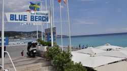 BLUE BEACH NICE
