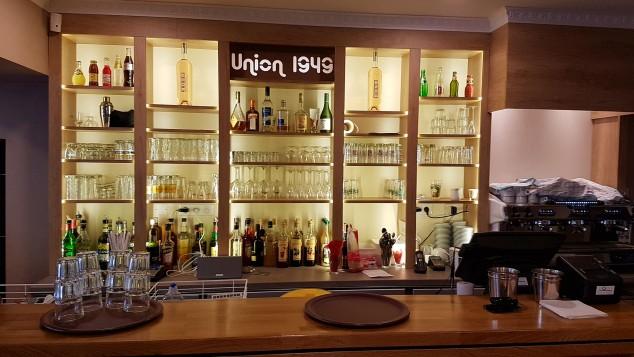 Brasserie restaurant de l 39 union cuisine ni oise nice for Restaurant cuisine nicoise nice
