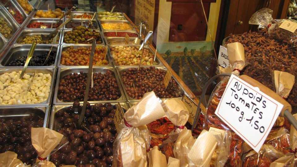 Nice - La Maison de l'Olive