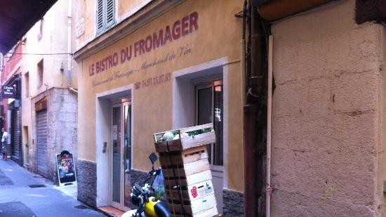 Nice - Le Bistro Du Fromager