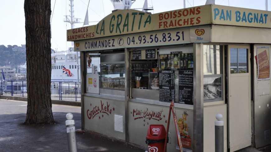 Nice - La Gratta