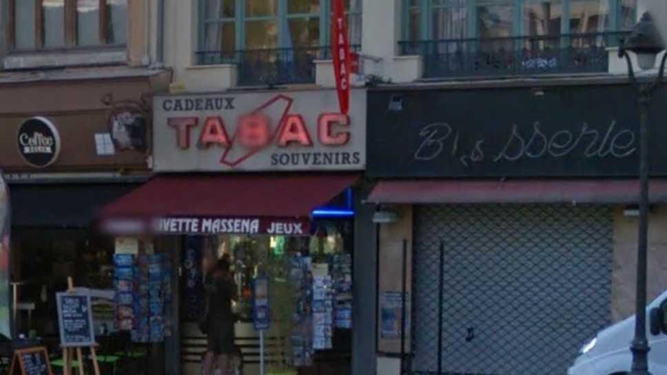 Nice - Tabac La Civette Masséna