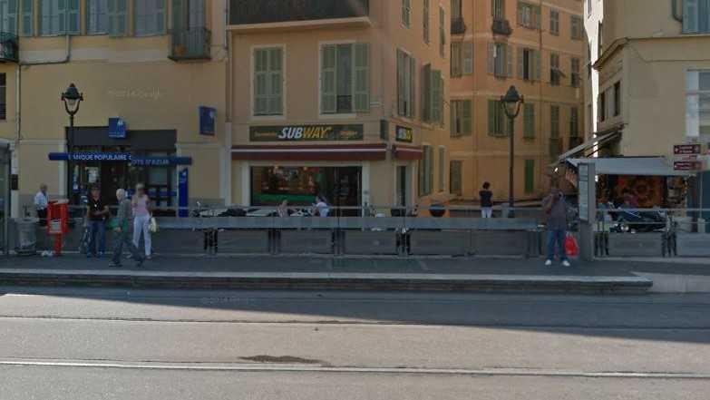 Nice - Subway Jean Jaurès