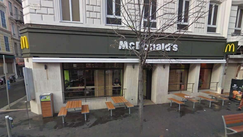 Nice - Mc Donald's Jean Médecin