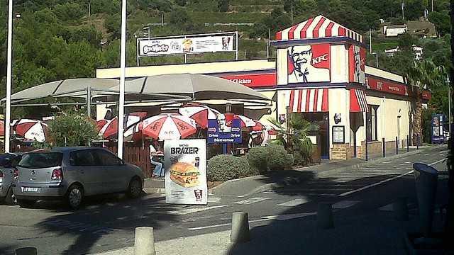 Nice - KFC Lingostière