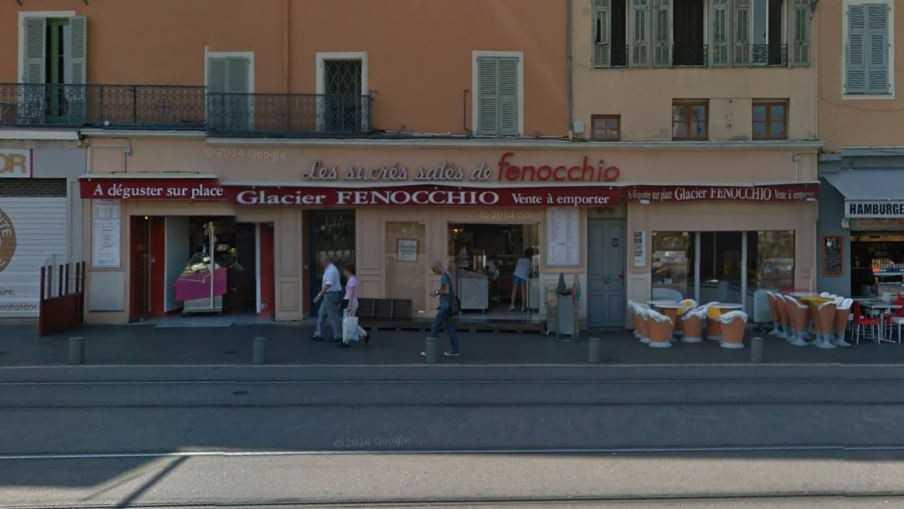 Nice - Les Sucrés salés de Fenocchio