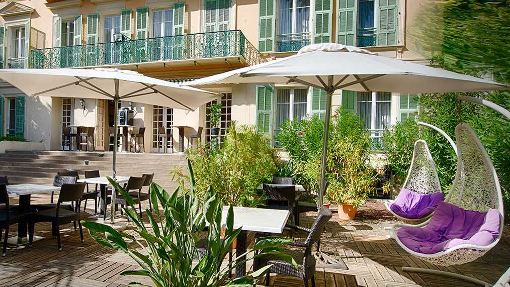 H tel la villa victoria h tel 4 toiles nice for Hotels 4 etoiles nice