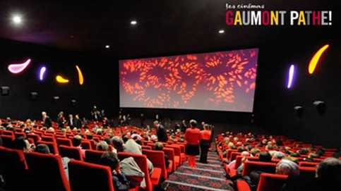 Nice - Cinéma Pathé Nice Lingostière