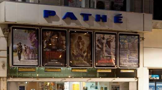 Nice - Cinéma Pathé Nice Masséna