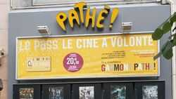Cinéma Pathé Nice Paris