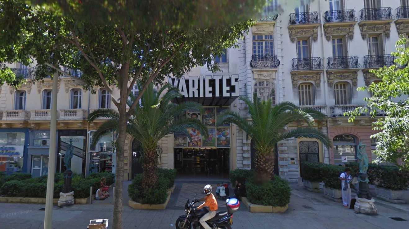 Nice - Cinéma Variétés Nice