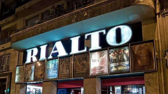 Nice - Cinéma le Rialto Nice