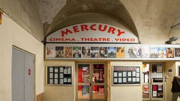 Nice - Cinéma le Mercury Nice