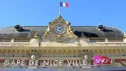Gare SNCF Nice-ville