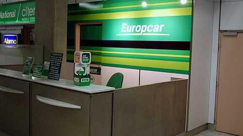 Nice - Europcar Aéroport Nice T2