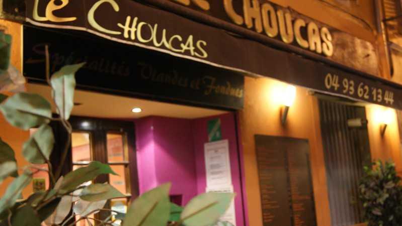 Nice - Le Choucas
