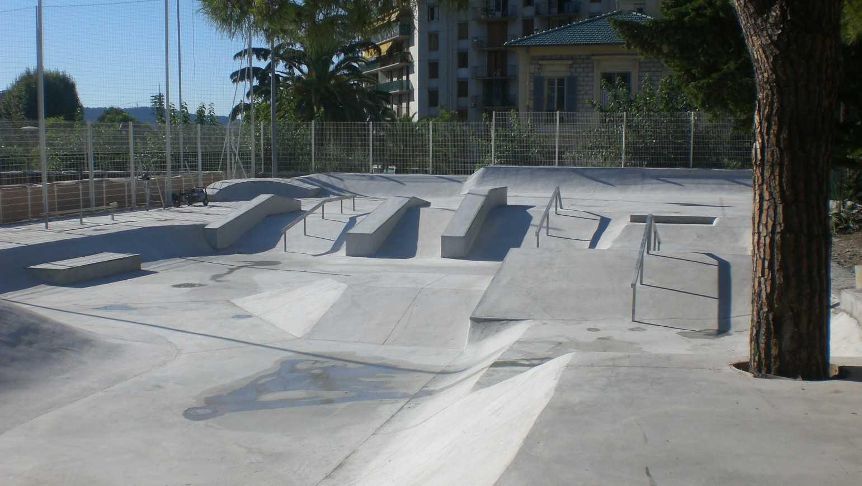 Nice - Skatepark de Nice