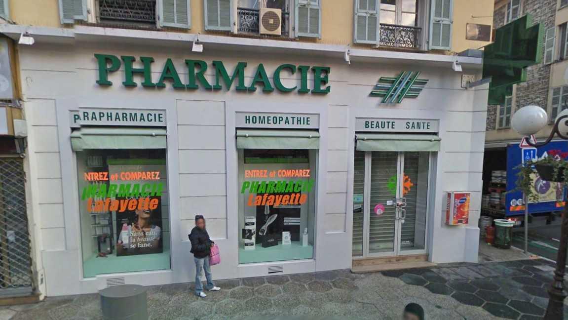 grande pharmacie anglo am ricaine pharmacie nice nice city life. Black Bedroom Furniture Sets. Home Design Ideas