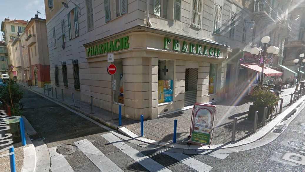 Nice - Pharmacie Brancaleoni