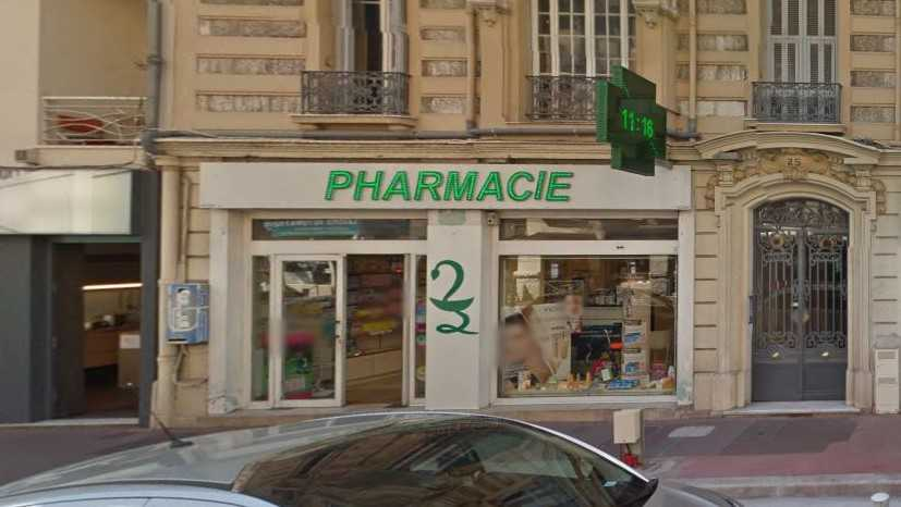Nice - Pharmacie du Congrès