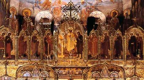 Nice - Cathédrale russe Saint-Nicolas